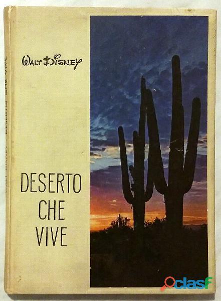 Deserto che vive di Walt Disney Centro internazionale del