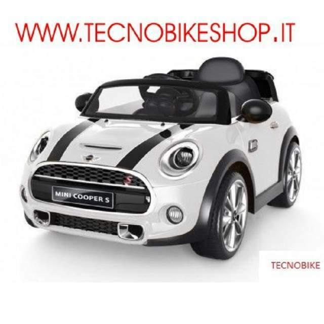 Auto elettrica mini cooper s 12v