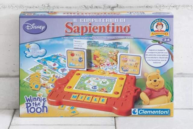 Il Computerino di Sapientino Winnie The Pooh (Disney)