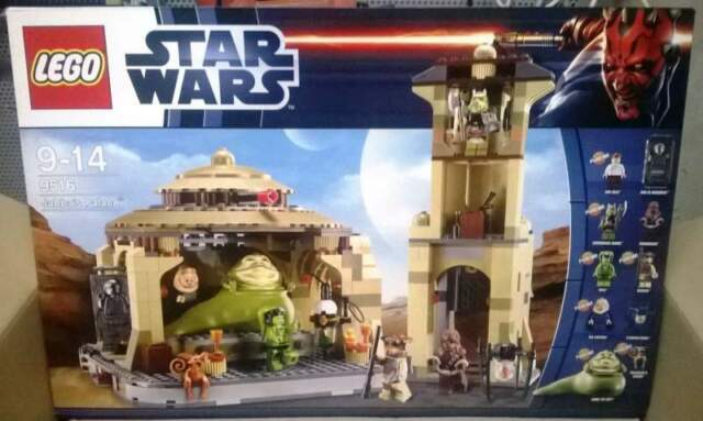 LEGO Star Wars Jabba Palace  - NUOVO scatola originale!