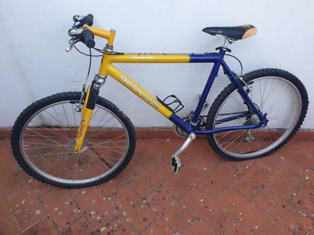 Bici Mountain Bike Parkpre ammortizzata come nuova