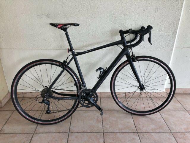 Bici da Corsa,54 cm, Serious Valparola, black