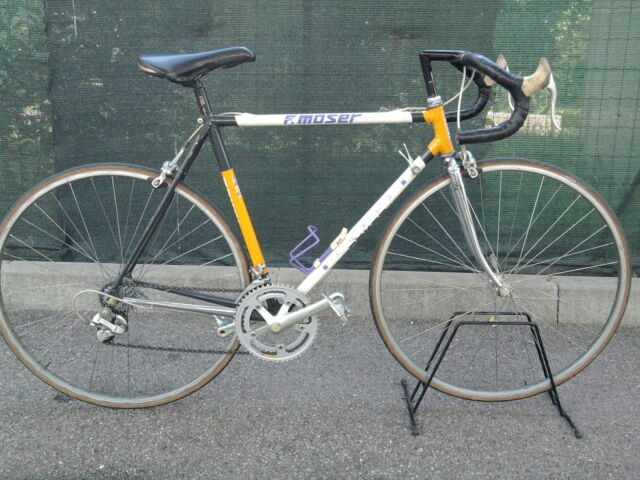 Francesco moser corsa anni '90