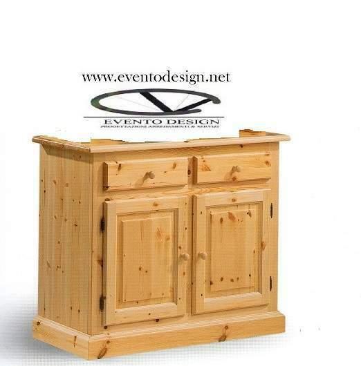 Cerco: Mobile basso o Credenza in legno