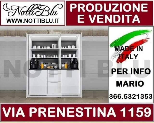 Cucina Monoblocco Notti Blu SE 255 _ Cucine Monoblocco a