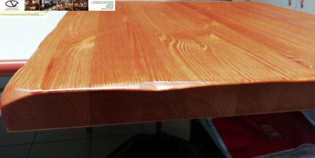 Tavoli in legno massello per ristorante