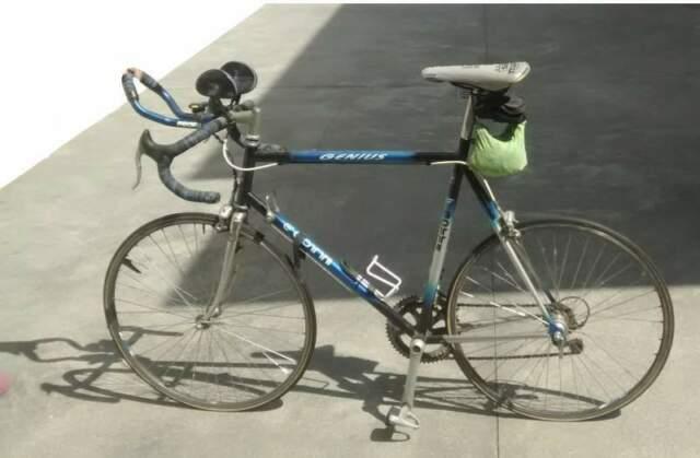 """Bici triathlon """"Gotti"""", Made in Italy del 95"""