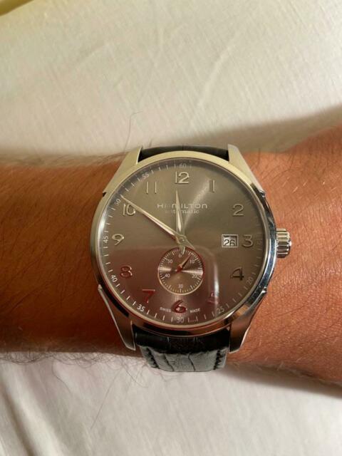 Vendo orologio hamilton
