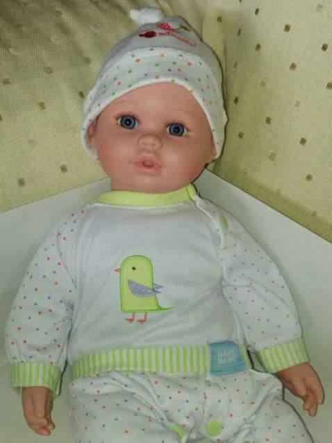 Bambola IMAGINARIUM Baby Bebé
