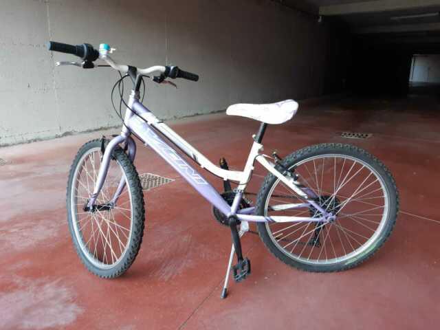 Bicicletta Bambina usata pochissimo