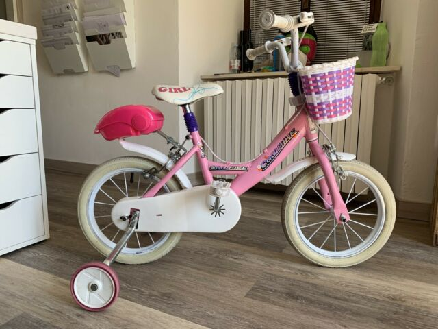 Bicicletta bambina 3 - 6 anni 14 pollici + REGALO