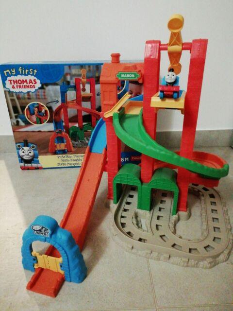 Fisher Price- Il Trenino Thomas, Pista della torre