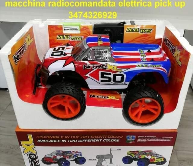 Macchina radiocomandato Pick-up racing