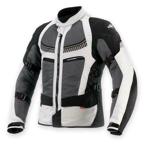 Clover giacca moto ventouring 2xl