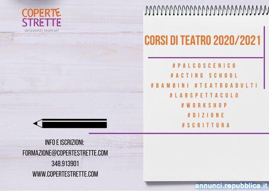 Corsi di Teatro a Milano