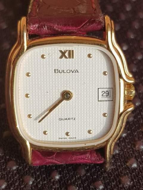Orologio Bulova unisex vintage