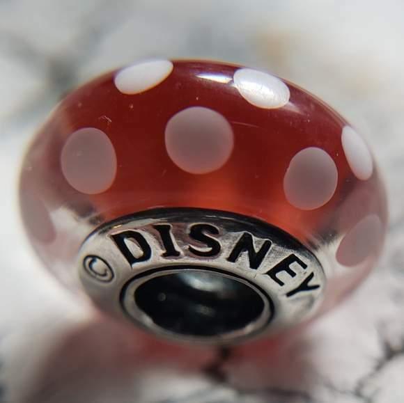 Pandora Disney Minnie Vetro Murano
