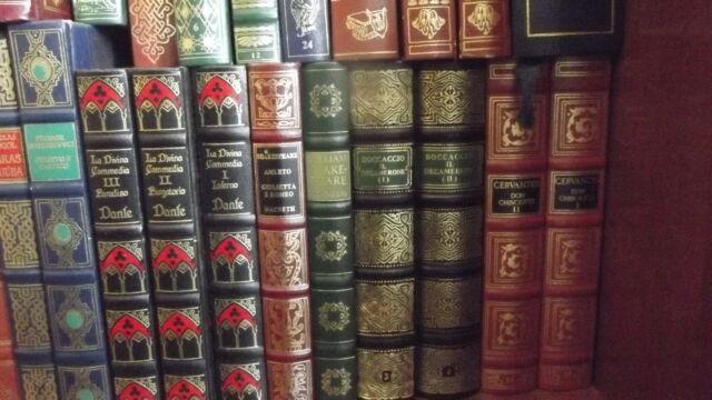 I grandi geni della letteratura universale editi da c.d.c