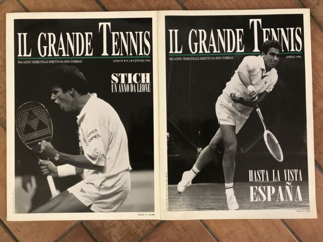 Il Grande Tennis (rivista anni 90)