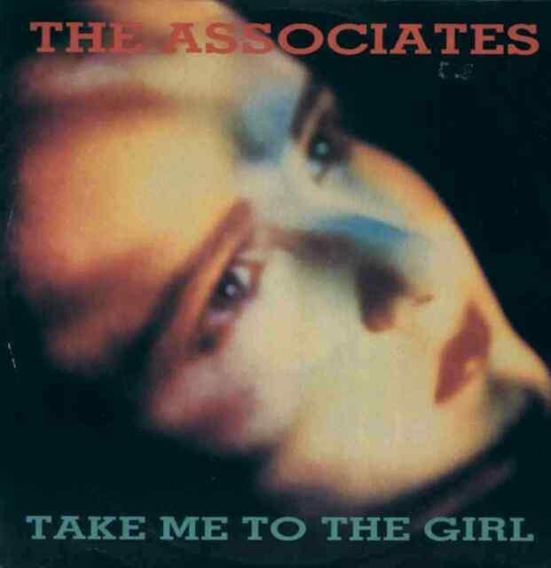 The associates - take me to the girl 12''