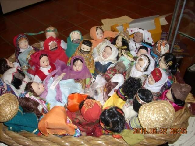 Collezione di Bambole