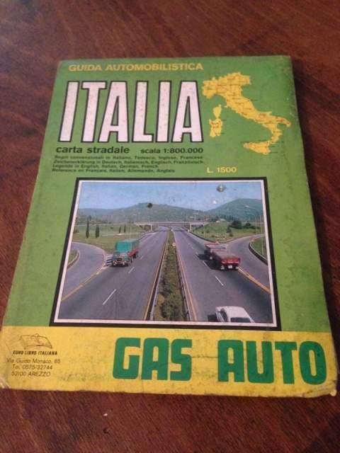 Guida automobilistica Italia  GAS AUTO