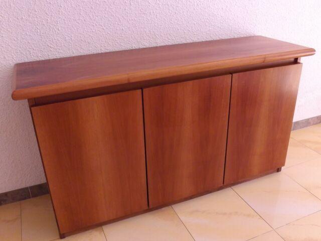 Mobile credenza in legno massiccio pregiato da soggiorno