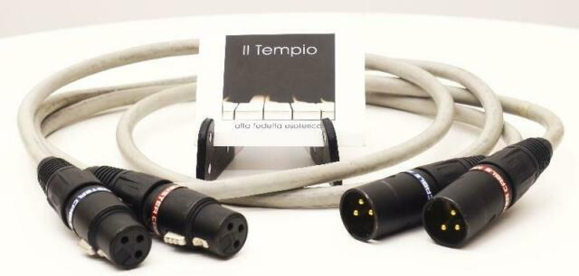 Cavo XLR Monster Cable Mseries Interlink 850