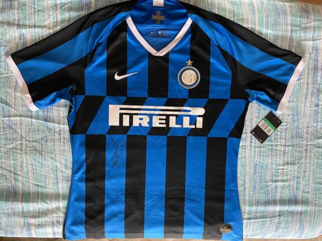 Maglia Inter FC Internazionale autografata NUOVA XL
