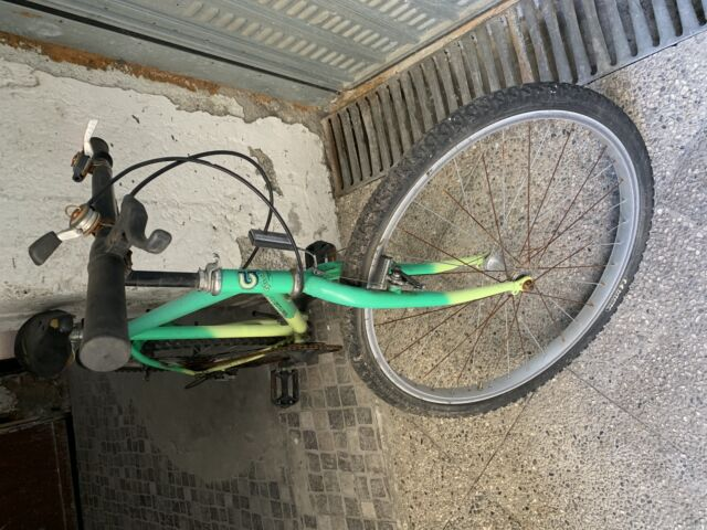 Mountain bike da uomo da 26x1,95 Da Sistemare.