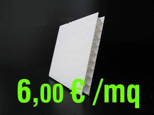 Pannelli alveolare polionda microonda 10 mm ritagli