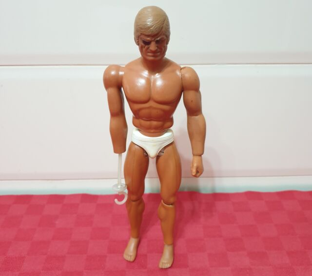 Big JIm Mattel Capitan Uncino