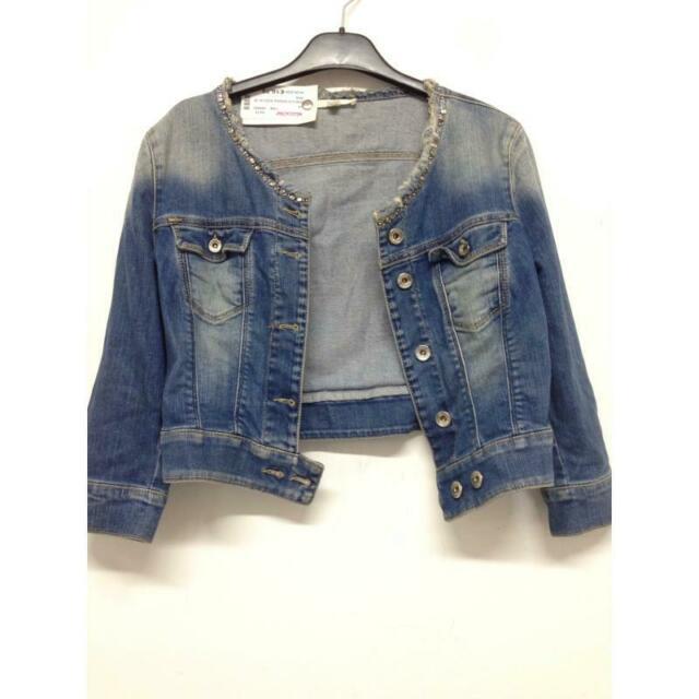 Giacca donna kocca jeans