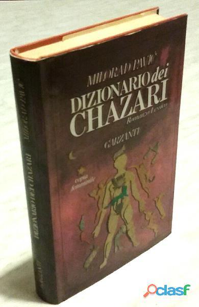 Dizionario dei Chazari.Romanzo lessico: copia femminile di