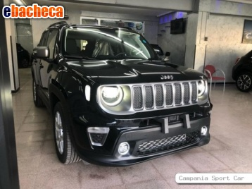 Jeep renegade limited…
