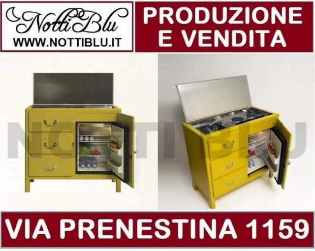 Cucina Monoblocco Notti Blu SE 262 _ Cucine Monoblocco a