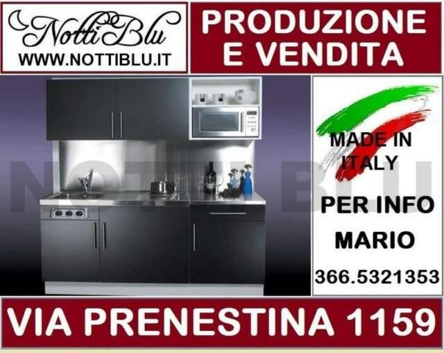 Cucina Monoblocco Notti Blu SE 271 _ Cucine Monoblocco a