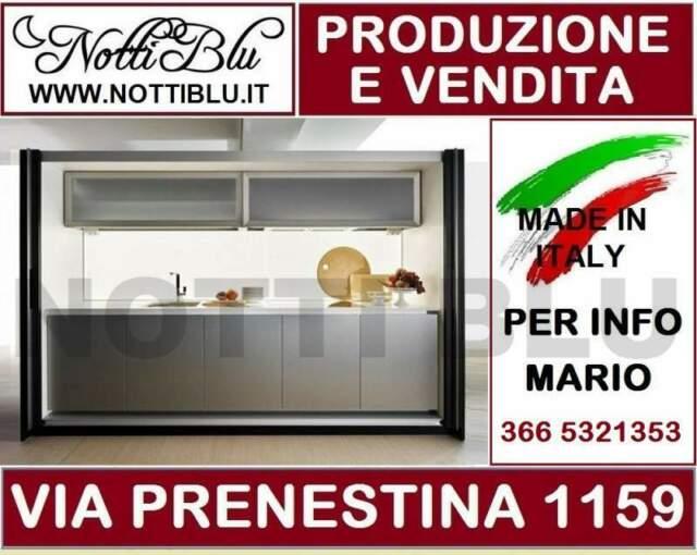 Cucina Monoblocco Notti Blu SE 283 _ Cucine Monoblocco a