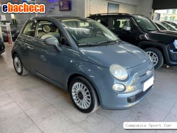 Fiat 500 lounge 1.2…