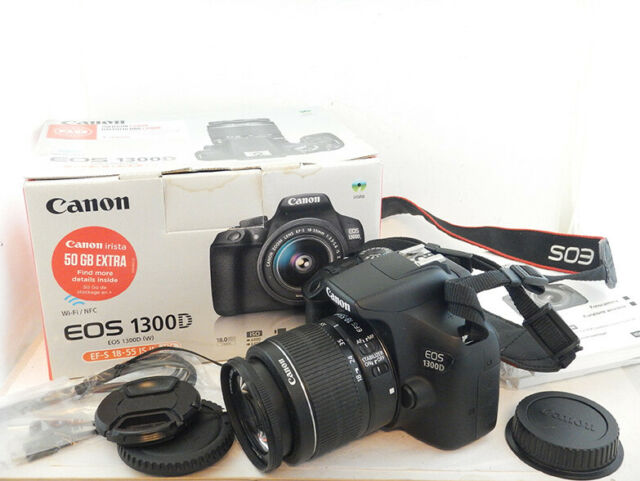 Canon D Camera + mm f IS II + Cinghia