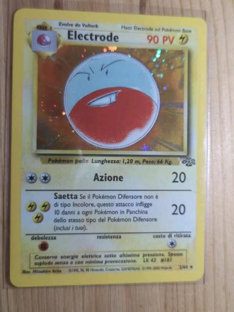 Lotto carte Pokémon
