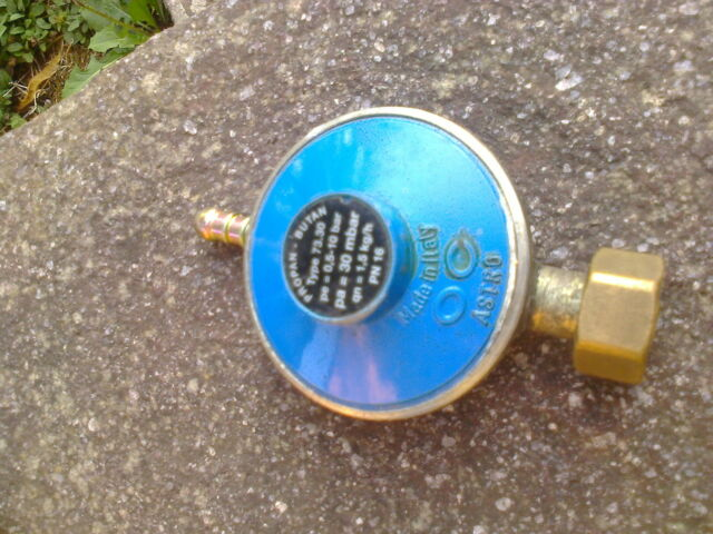Riduttore di Pressione #2 per bombola Gas