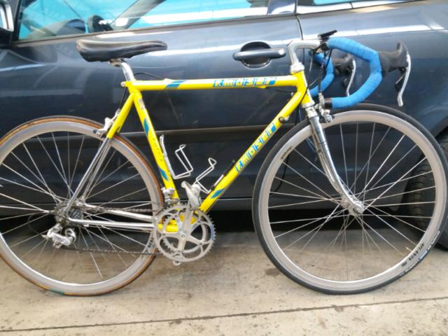 Bicicletta corsa F MOSER