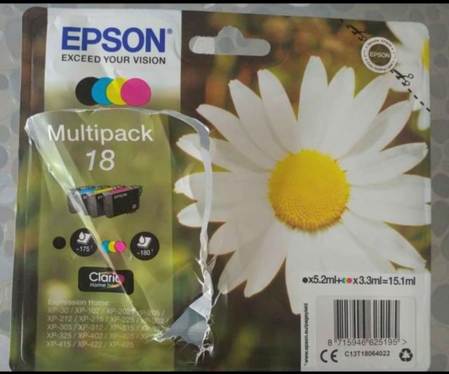 Cartuccia multipack stampante Epson - 5 pezzi