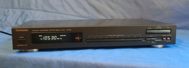 Sintonizzatore Tuner Technics ST610