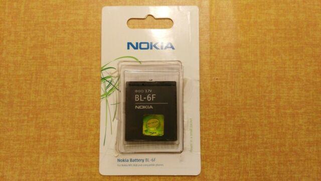 Batteria originale Nokia BL-6F solo 1 mese