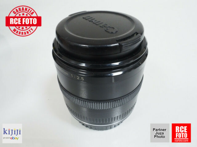 Canon EF 50 F2.5 Macro (Canon)