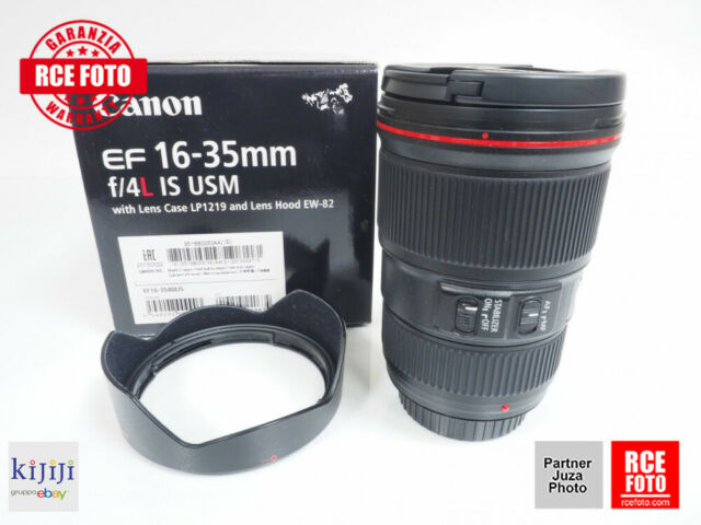Canon EF  F4 L IS USM (Canon)
