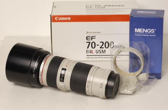 Canon EF mm f.4 L USM