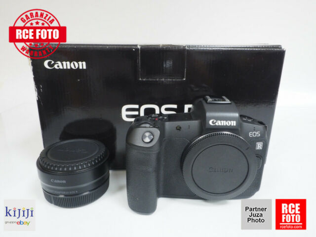Canon EOS R + Mount Adapter CANON EF / CANON EOS R
